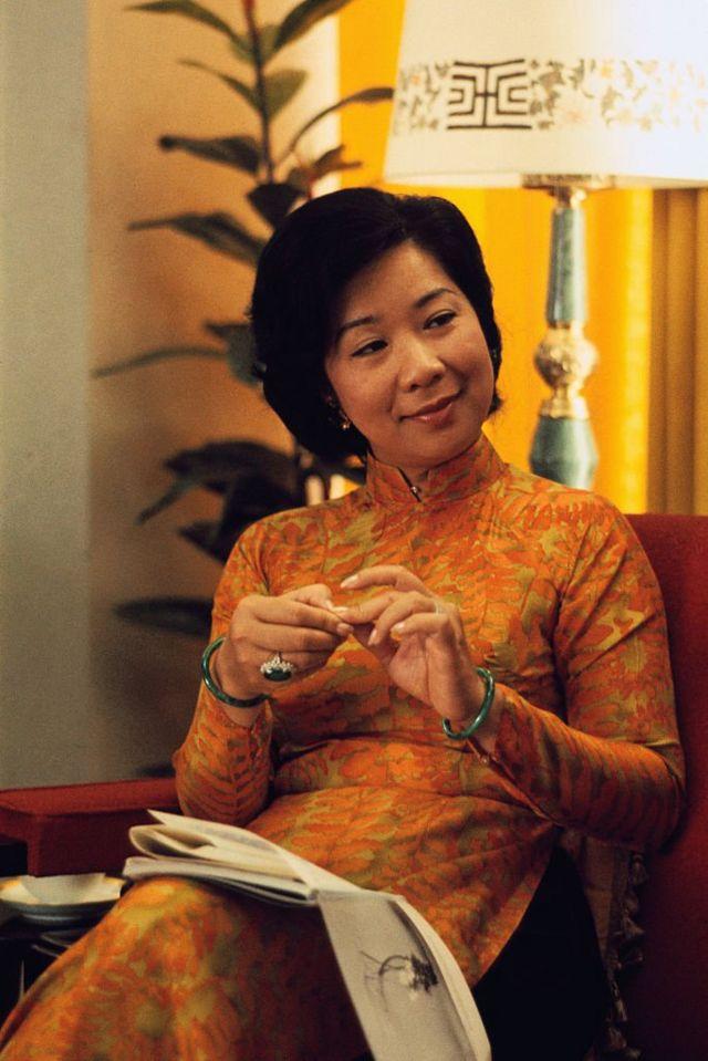 Bà Thiệu - Nguyễn Thị Mai Anh