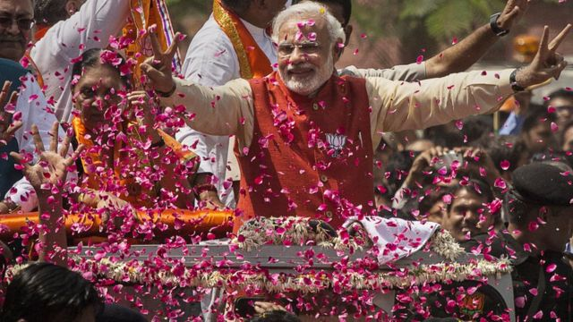 How will Modi handle India's economy?