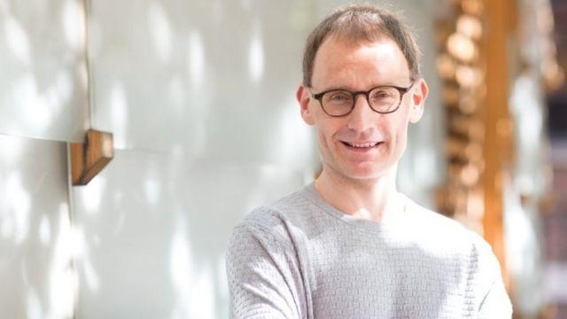 Prof Neil Ferguson, from Imperial College London