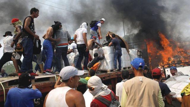 વેનેઝુએલા સંકટ
