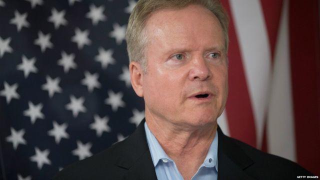 US elections 2016: Democrat Jim Webb joins presidential race