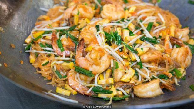 Nơi có món pad Thai ngon nhất Thái Lan? - BBC News Tiếng Việt