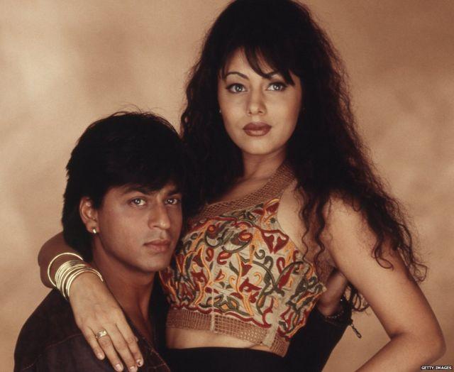 शाहरुख आणि गौरी खान