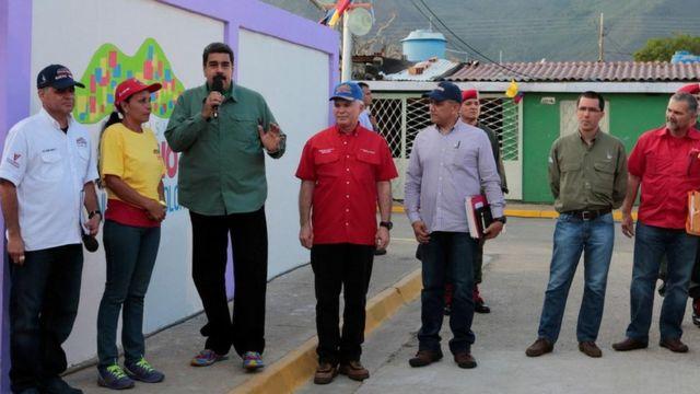 Maduro en Margarita