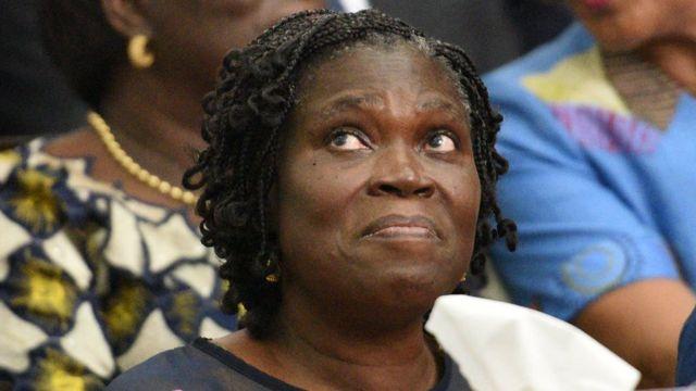 Simone Gbagbo a refusé de se présenter jeudi devant la Cour d'assises d'Abidjan.