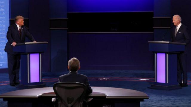Biden ve Trump