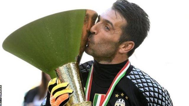 Gianluigi Buffon,