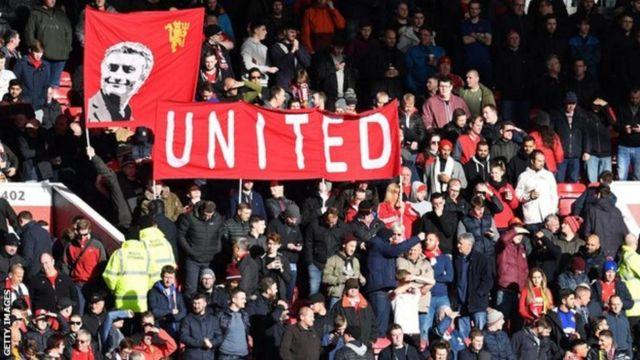 """Abakunzi ba """"Manchester United"""" bakurikira urukino banganijemwo na Arsenal (1-1)"""