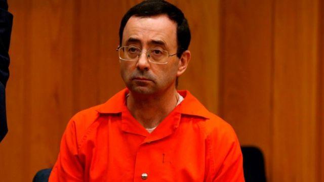 Larry Nassar est condamné à 175 ans de prison.