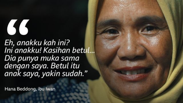 Hana, ibu Iwan, wni, keturunan, Malaysia, Sabah, tki