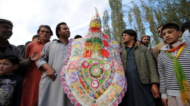 Пакистанский жених