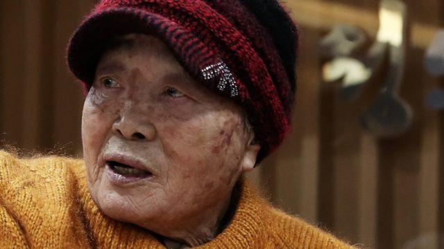 '근로정신대' 동원 피해 할머니, 18년만의 승소