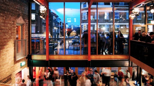 The Young Vic di London