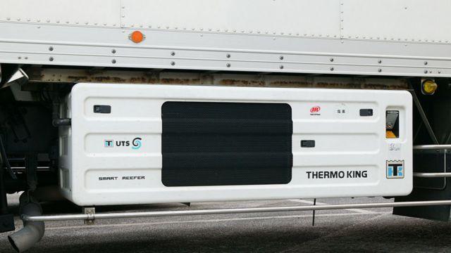 Sistema de refrigeración para camiones Thermo King