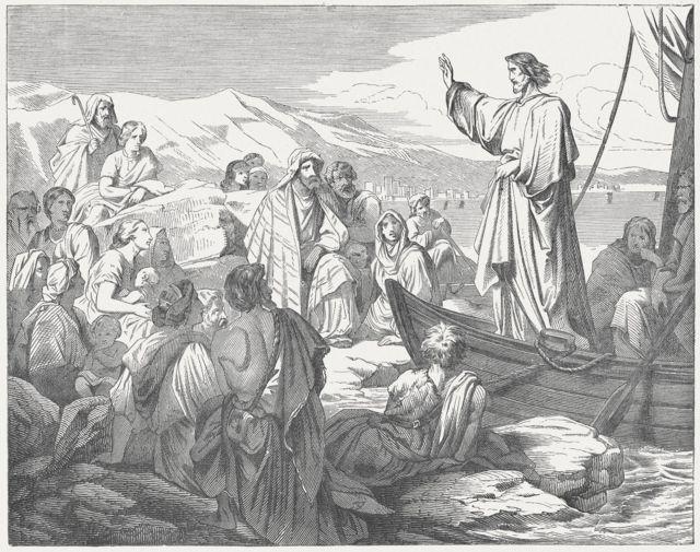 Проповідь Христа