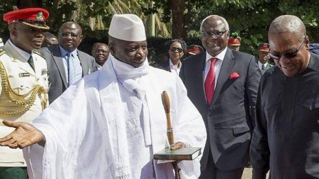 Zaben Gambia