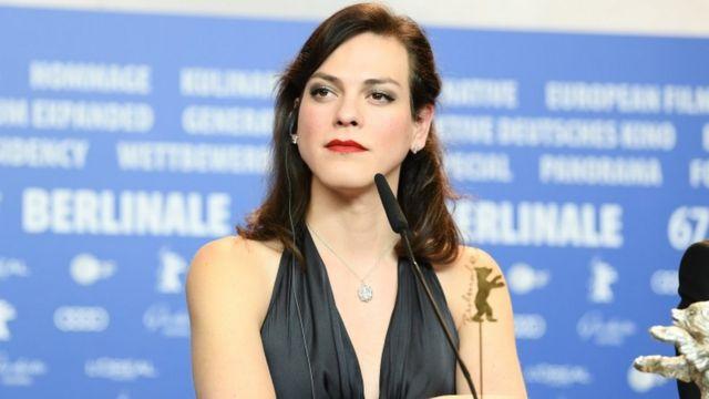 Daniela Vega en la Berlinale