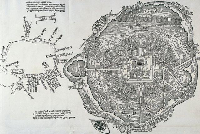 Mapa de Núremberg