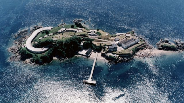 Plymouth's historic Drake's Island fortress on sale for £6m