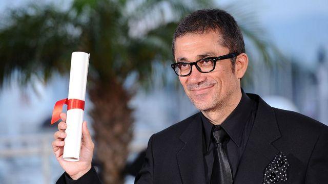 Nuri Bilge Ceylan 2011 Cannes Film Festivali'nde