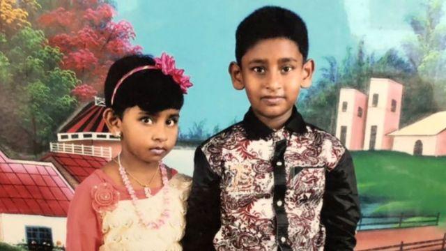 Sri Lanka attacks victims