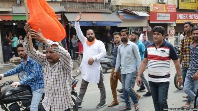 सवर्णों का भारत बंद