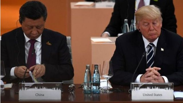 41739388 - The problem facing Trump's China probe