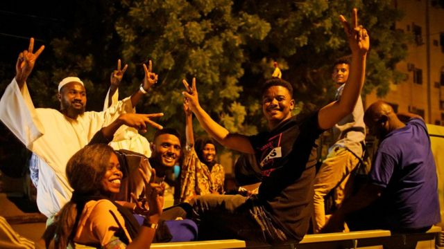 waandamani mjini Khartoum