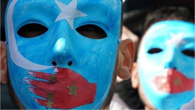 非洲国家没有加入谴责中国在新疆、香港及西藏侵犯人权行为的联合声明。