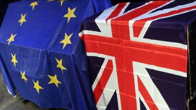 خروج بريطانيا من هياكل الاتحاد الأوروبي قد يستغرق عامين