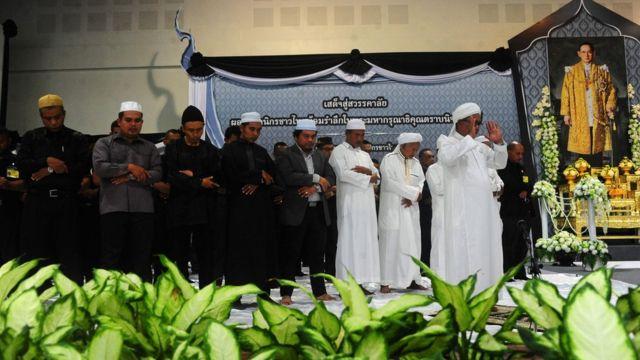 umat Muslim di Narathiwat