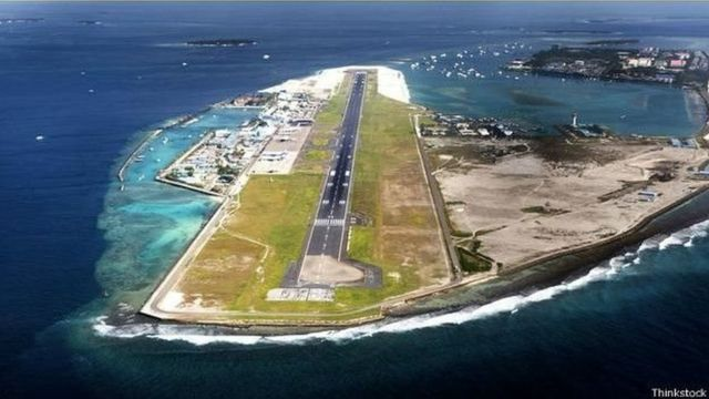 माले इंटरनैशल एयरपोर्ट