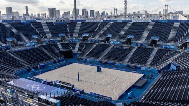 Арена для пляжного волейбола