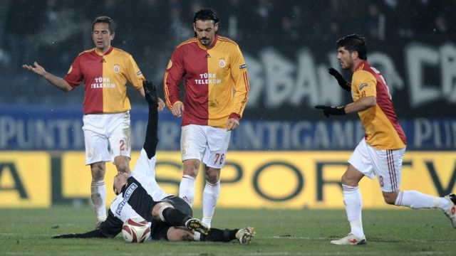 Sturm Graz - Galatasaray