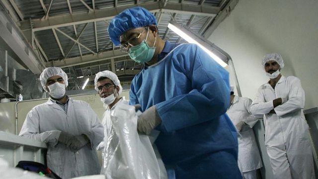 بازرسان آژانس به طور مرتب از تاسیسات هستهای ایران بازدید میکنند