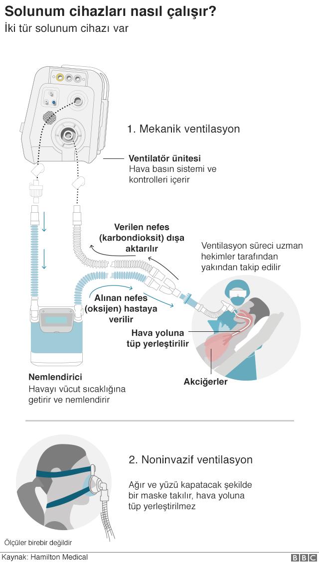 Solunum cihazı