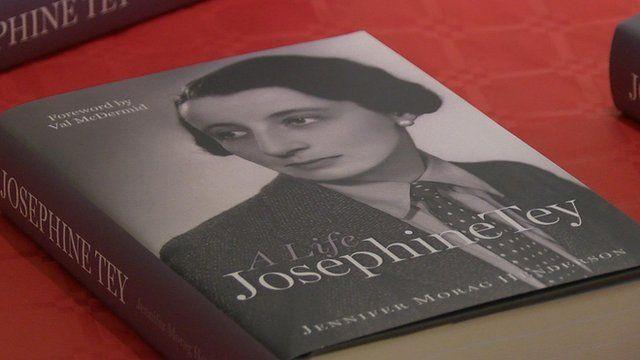 An leabhar mu eachdraidh beatha Josephine Tey