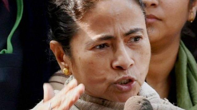 तृणमूल कांग्रेस प्रमुख ममता बनर्जी.