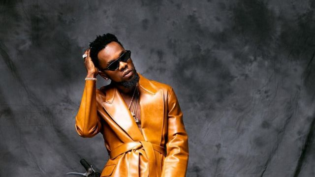 Patoranking name new album after im daughter - BBC News Pidgin