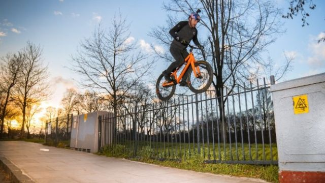 Danny MacAskill: 'I'd rather be riding then resting'