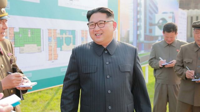 北朝鮮の徐世平・ジュネーブ国連代表部大使は、「会うかどうかは、最高指導者が決めることだが、(トランプ氏の)対話のアイデアはナンセンスだ」と述べた