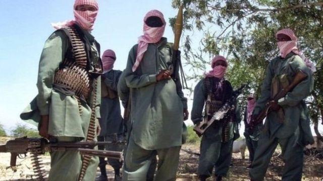Wapiganaji wa al-Shabab nchini Somalia