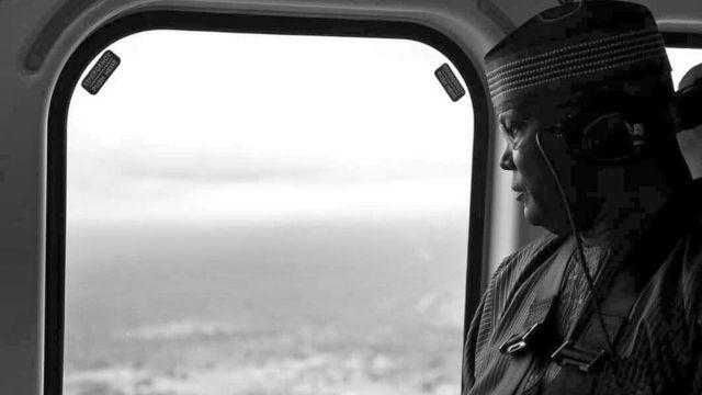 Aworan Atiku Abubakar ninu baalu