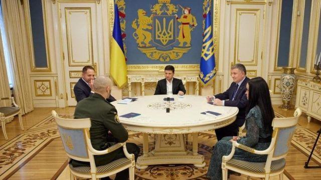 Уряд обрав ескіз Великого герба України
