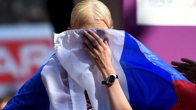 El atletismo ruso sigue suspendido.