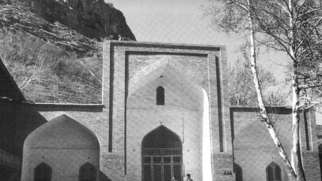 Абдаллах хандын Рават мечити.