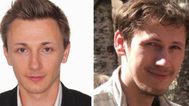 Rusya'da yaşayan Maksim Yakubets (solda) ve Igor Turashev Evil Corp radlı fidye yazılımı grubunu yönetmekle suçlanıyor