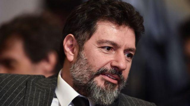 Eski Halkbank Genel Müdür Yardımcısı Mehmet Hakan Atilla