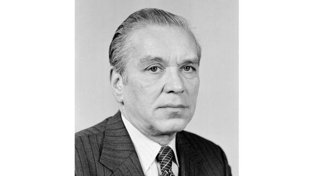 Oleg Troyanovsky là đại sứ Liên Xô ở LHQ từ 1977 tới 1986