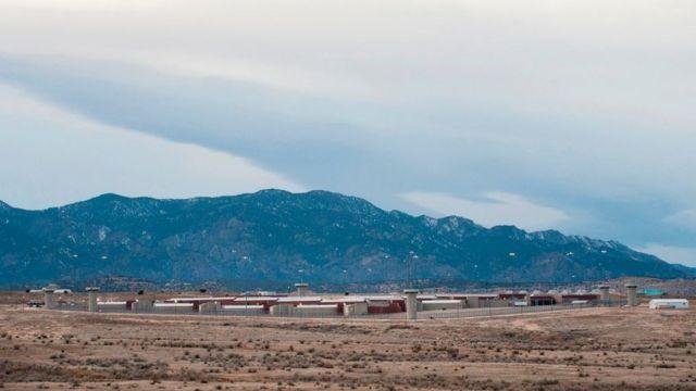 Supermaks zatvor u Koloradu